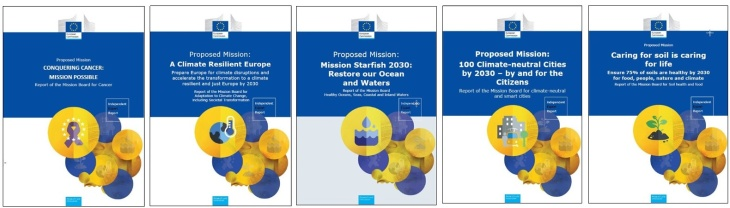EU Commission Mission Board Paper